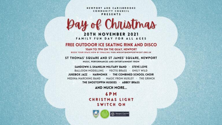 Day Of Christmas Newport